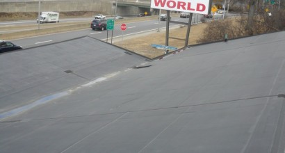 Commercial Rubber Roofing Services in Framingham, MA